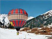 Himachal Pradesh Balloon Ride
