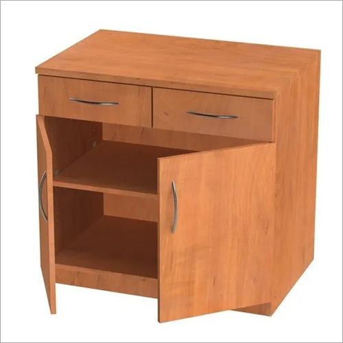 Modern Wooden Storage Unit