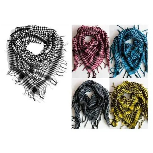 Cotton Arafat Scarves