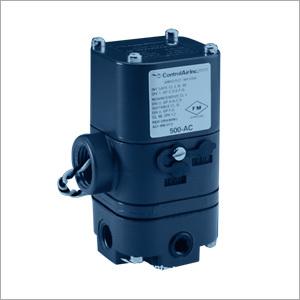 Electro Pneumatic Transducers