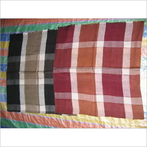 COTTON BLOCK SCARVES