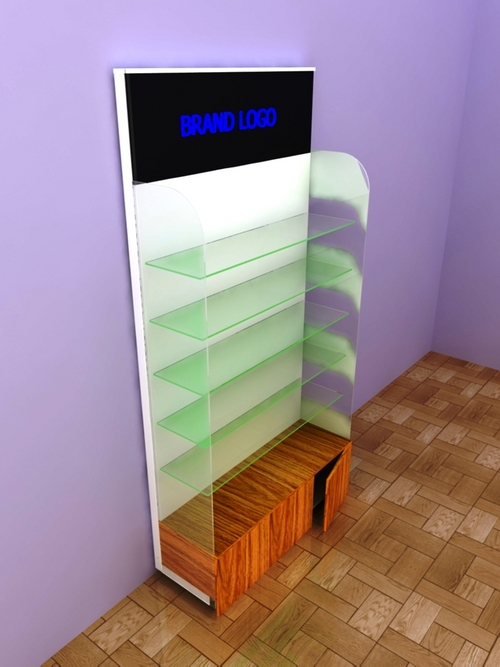 Apparel Display Unit