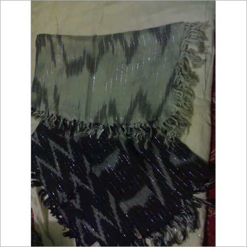 COTTON VISCOSE AND  IKAT SCARVES