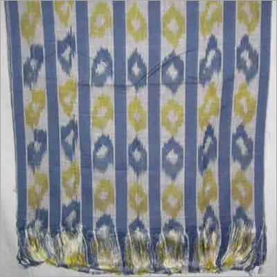 COTTON IKAT SCARVES