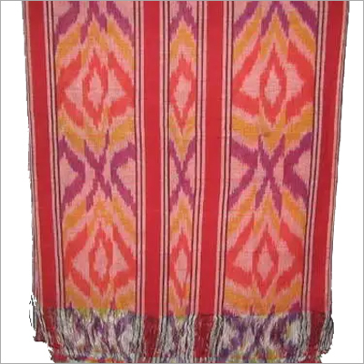 PURE COTTON IKAT SCARVES