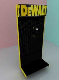 Perforated Spectacle Display Unit