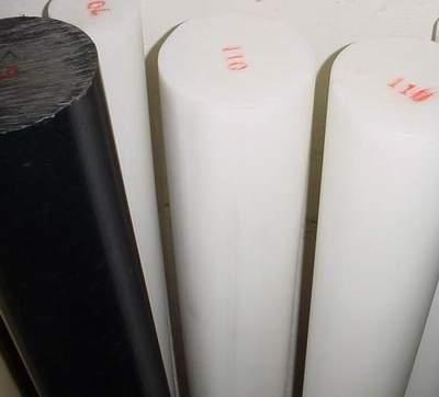 Solid Nylon Rods