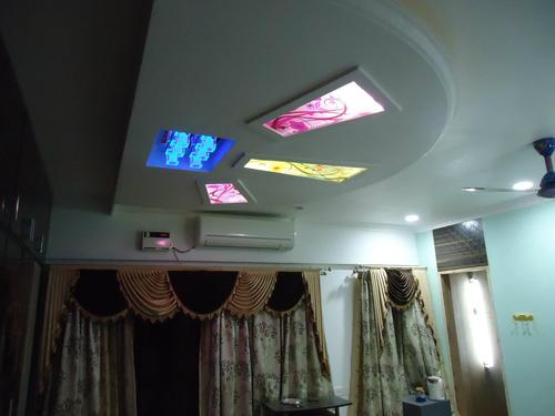 Guest Room Ceiling Lighting Design
