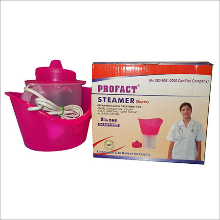 Medical Steamer