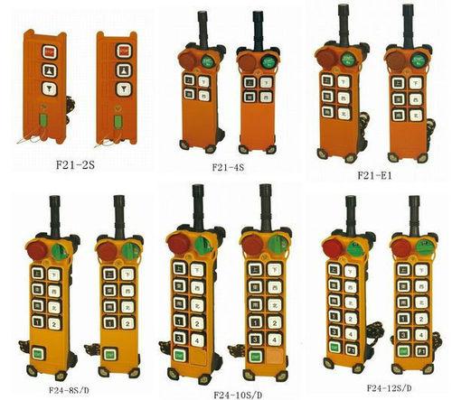 Radio Remote Control Sytems