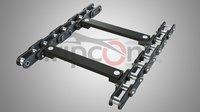 Asphalt Paver Chain