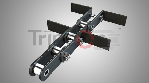 Chain with L Type Attachment