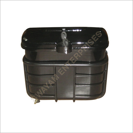 Two Wheeler Side Boxes