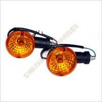 Rear Motorcycle Indicators
