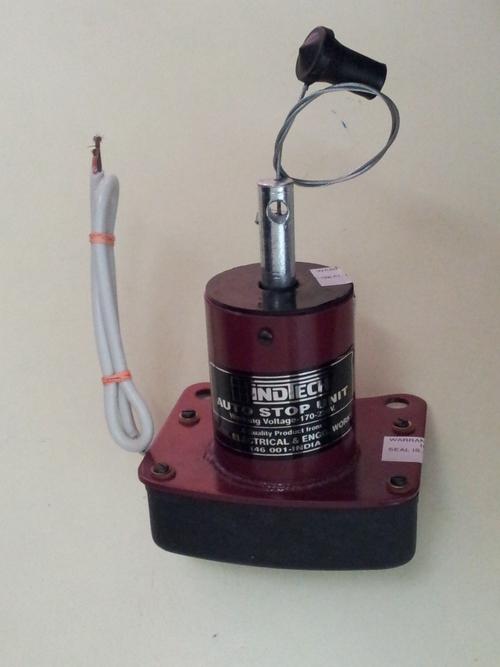 Generator Auto Stop  Device