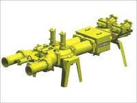 High Concentration Slurry Disposal System