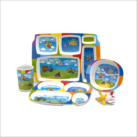 Children Plate Sets