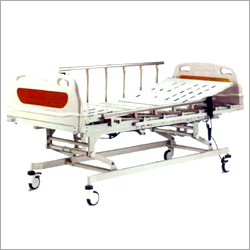 Three Functional Electric Hospital Bed
