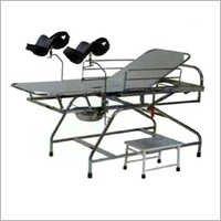 S S Telescopic Labor Table