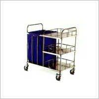 Stainless Steel Nursing Cart