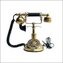 Brass Antique Telephone