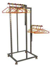 4 Way Clothes Display Stand