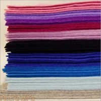 Color Woolen Felts