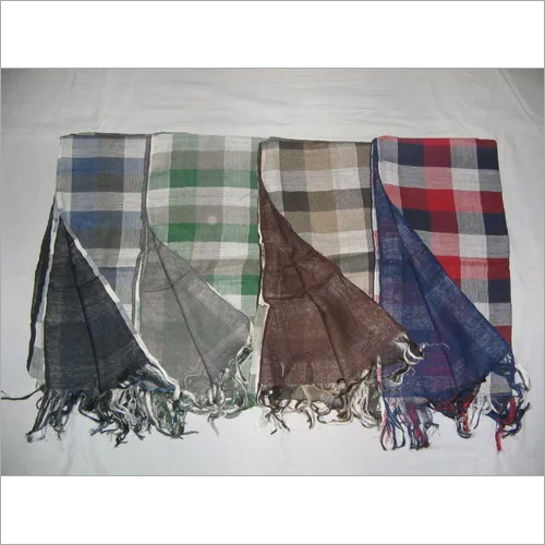 DESIGNER DOUBLE LAYER SCARVES
