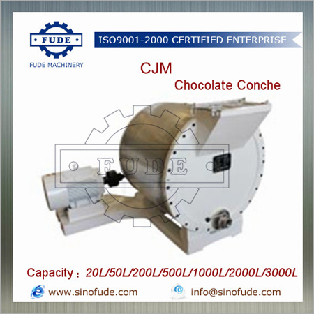 40L Chocolate Conche