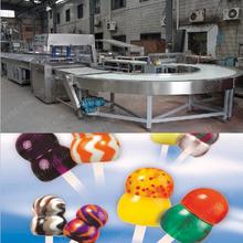 Candy Lollipop Depositing Line