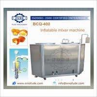 Inflatable Mixer Machine