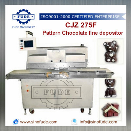 CJZ275 Chocolate Molding Machine