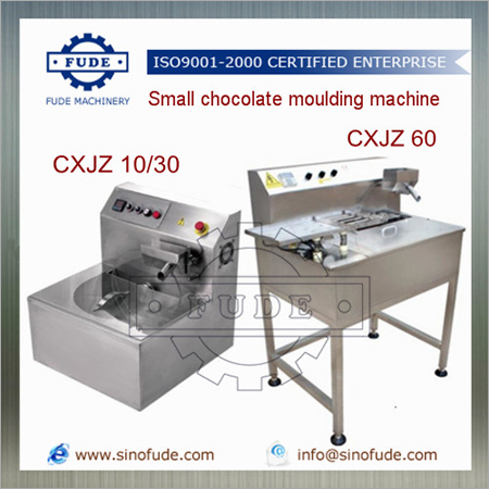 Small Chocolate Moulding Machine