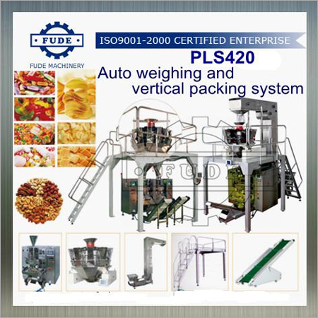 Vertical Packing System