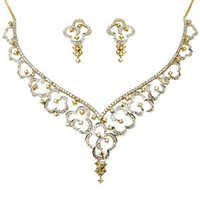 Indian Gold Necklace Designs