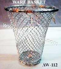 Anodised Bin Basket