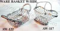 BASKET WIRE ANODISED