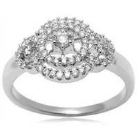 14 carat diamond ring for girls designer diamond finger rings 0.50ct diamond ring