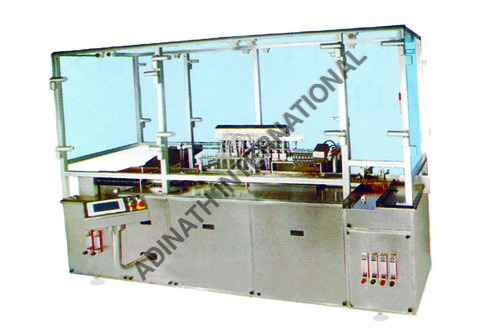 Manufacturer of Ampoule Filling Machine