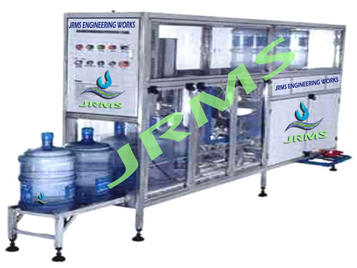 20 Ltr Fully Automatic Filling Machine