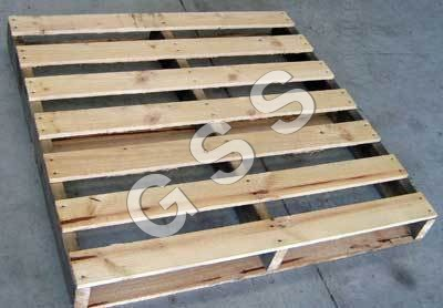 One Sided Wooden Pallet