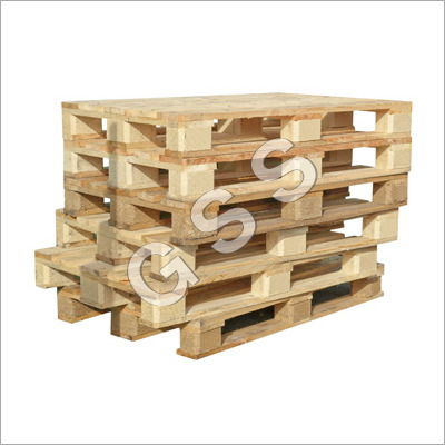Block Wooden Pallets