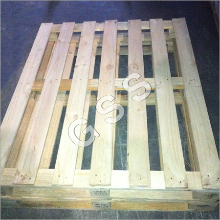 Block Pallet One Sided