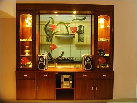 Glass Interior Decoration