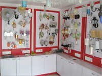 Glass Interior Designing