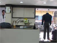 Retail Interior Decoration