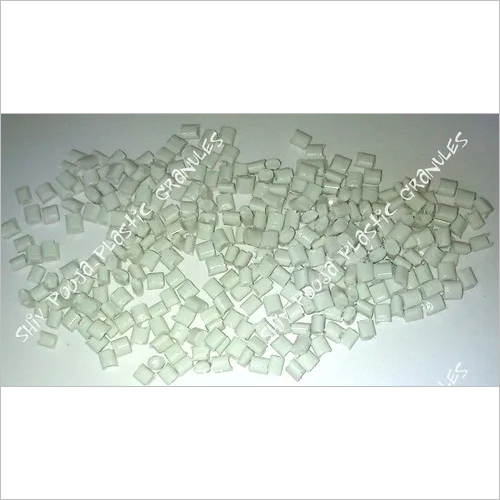 Reprocessed white Abs Granules