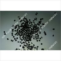 Reprocessed Black Abs Granules