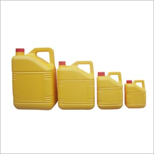 Plastic Refined Oil Containers