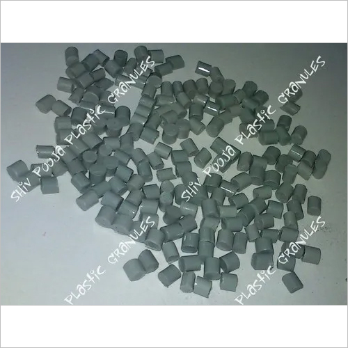 Reprocessed grey Abs Granules